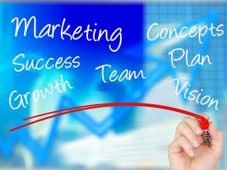 Develop or update a marketing plan